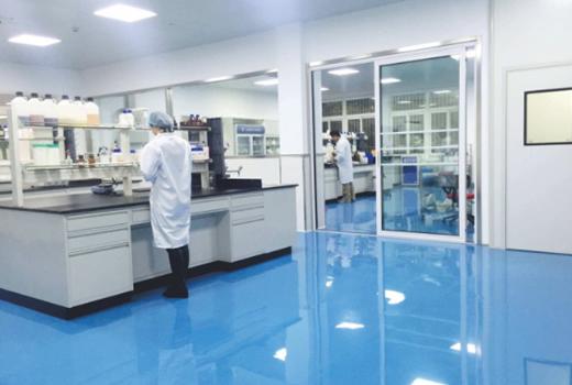 河南圣德司法鉴定中心实验室装修工程