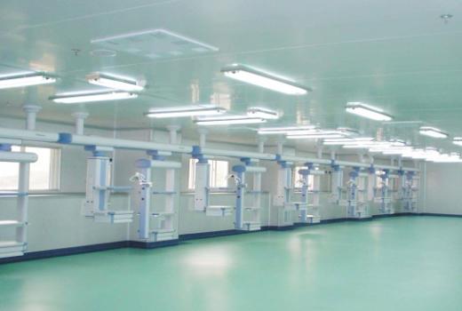 河南实验室装修成功案例
