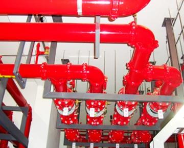 实验室消防系统