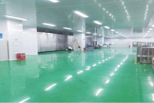 实验室净化中的地板活荷载设计问题